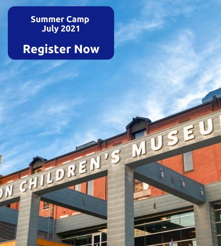 Summer Camp July 2021. Register Now.